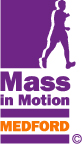 Medford Mass in Motion Logo